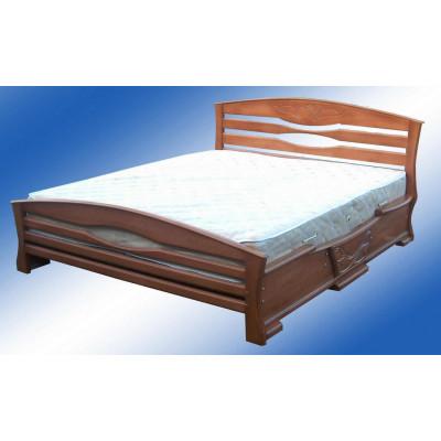 Кровать Алла Плюс  (массив бук)