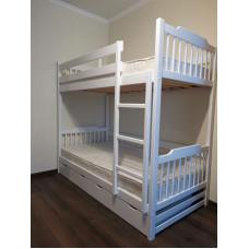 Кровать  Классика 1 белая