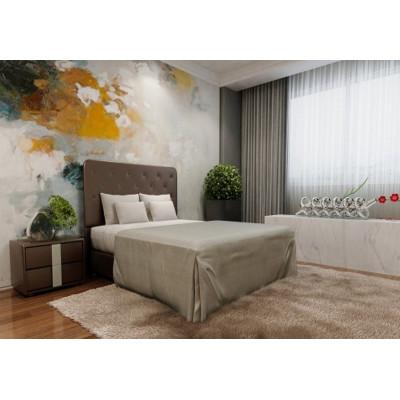 Двуспальная кровать Kristi с подъемным механизмом