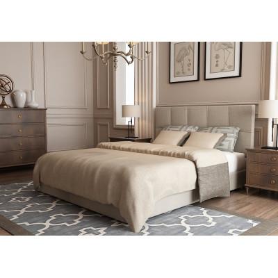 Двуспальная кровать Mersedes с подъемным механизмом