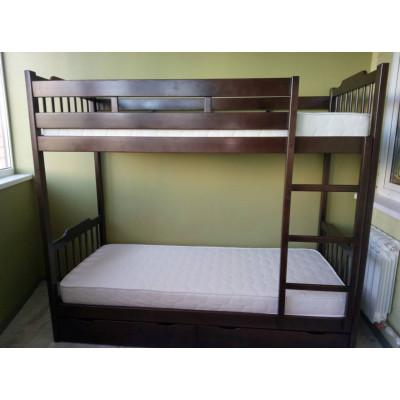 Двухъярусная кровать Классика 1
