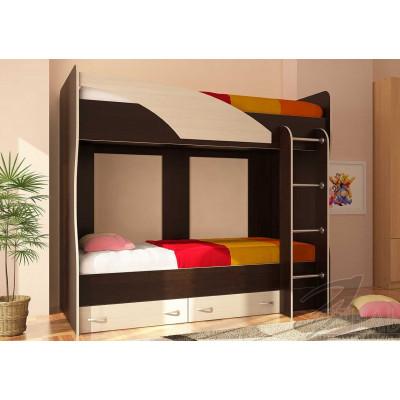 Кровать двухъярусная Мийа | Стиль