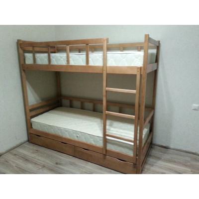 Кровать двухъярусная Юниор 7
