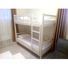 Кровать Юниор 7, бежевая