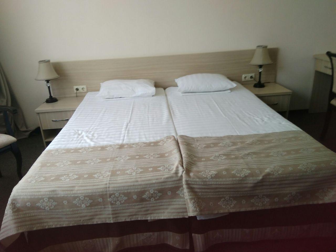 Бокс спринг - кровать для гостиницы