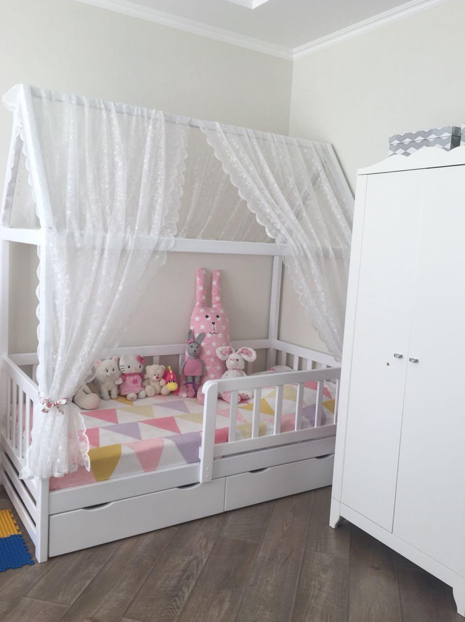 Кровать домик детская Ростов-на-Дону