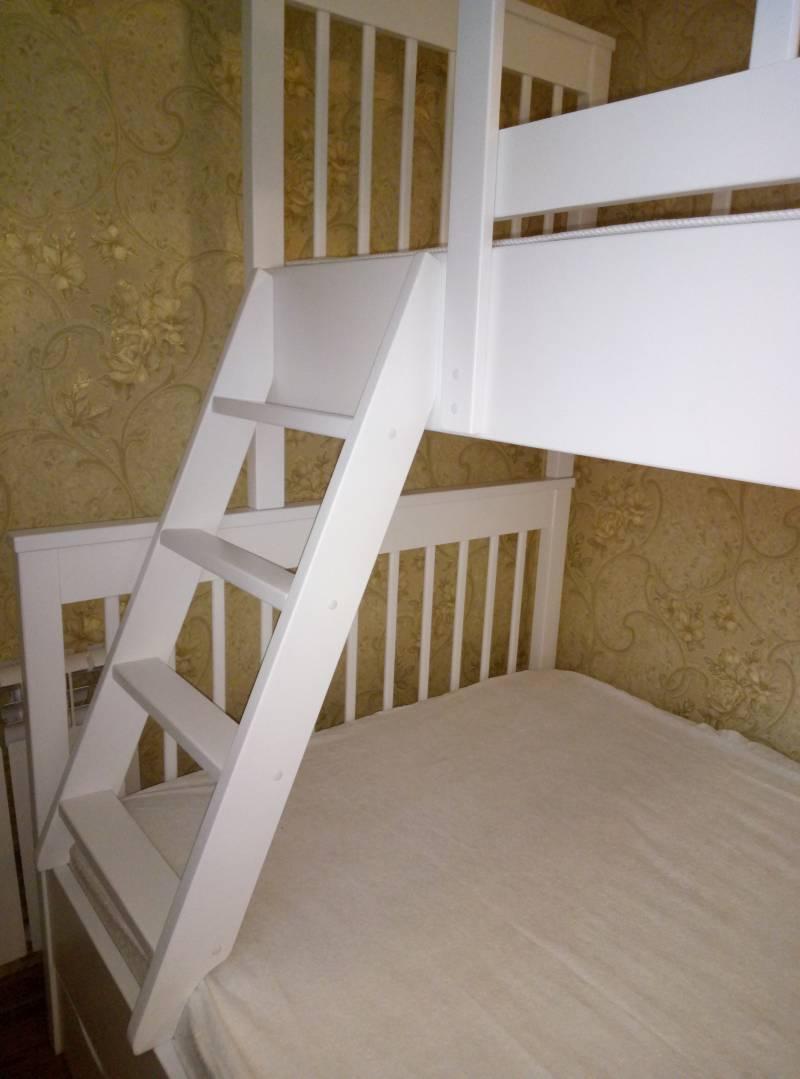 Лестница под наклоном