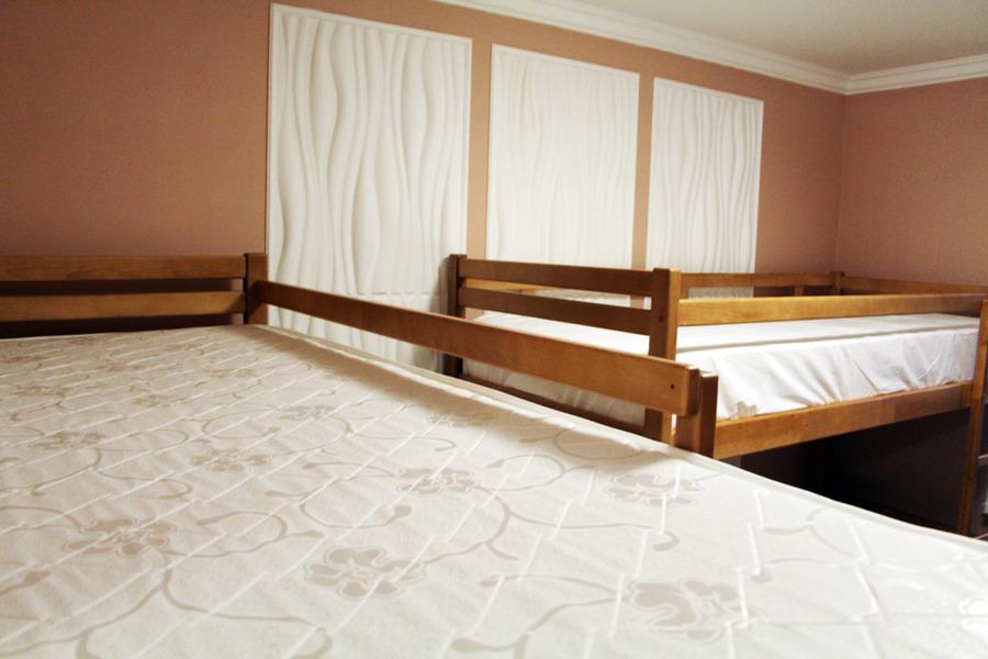 Двухъярусная кровать для хостела в Сочи