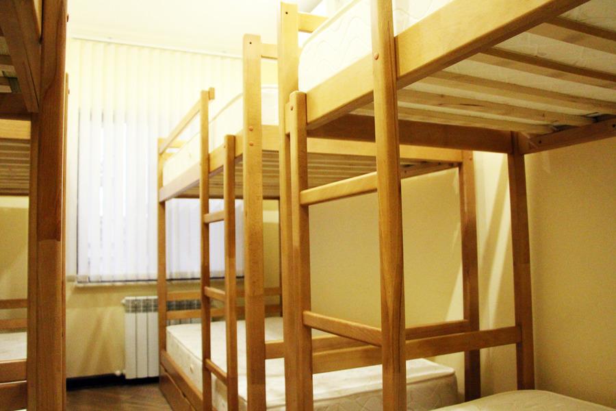 Двухъярусная кровать для хостела Москве