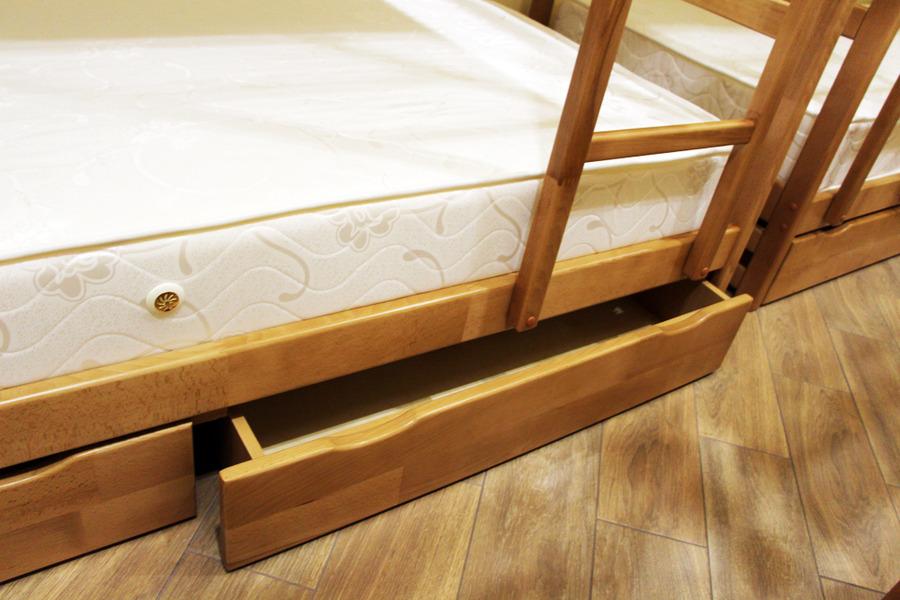 Двухъярусная кровать для хостела в Казани