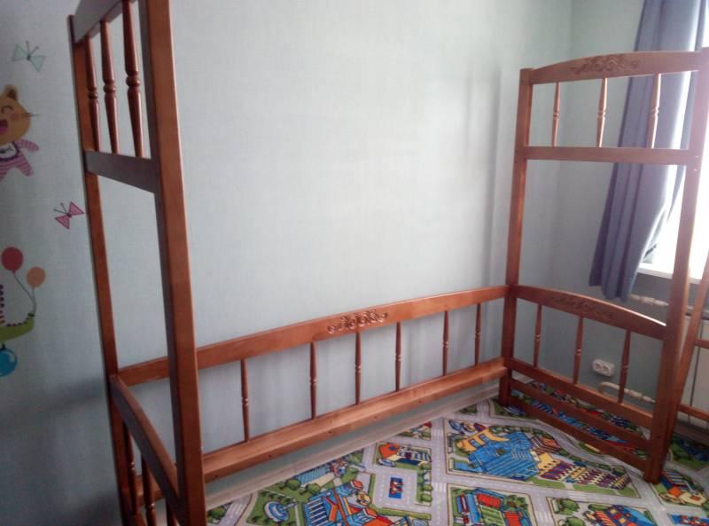 Сборка двухъярусной кровати Step 5