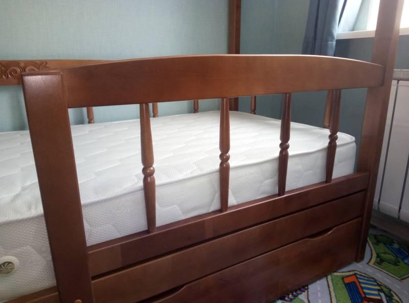 Сборка двухъярусной кровати Step 9